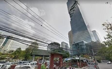 曼谷阴地传说:大京都大厦(MahaNakhon)与富豪维猜坠机有关?